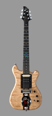 Serrels Custom Electric Guitar